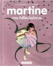 Martine, mes belles histoires 2020 - Couverture - Format classique