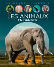 Les animaux en danger - Couverture - Format classique