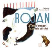 Rojan : l'art d'imager la poésie du réel - Couverture - Format classique