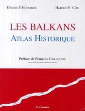 Les balkans - Couverture - Format classique
