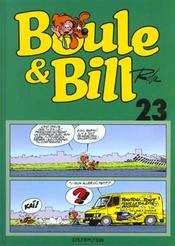 Boule & Bill T.23 - Intérieur - Format classique