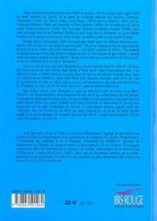La fable créole - 4ème de couverture - Format classique