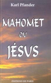 Mahomet ou jésus - Intérieur - Format classique