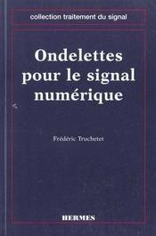 Ondelettes pour le signal numerique - Intérieur - Format classique