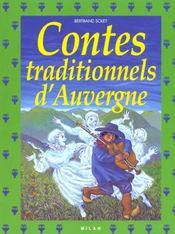 Contes traditionnels d'auvergne - Intérieur - Format classique