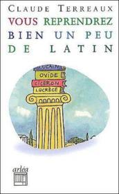 Vous reprendrez bien un peu de latin - Couverture - Format classique