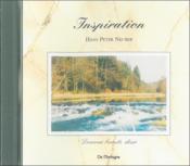 Inspiration - Cd - Couverture - Format classique