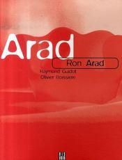Ron arad - Intérieur - Format classique