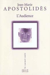 L'Audience - Intérieur - Format classique
