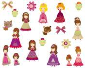 Les princesses - Couverture - Format classique
