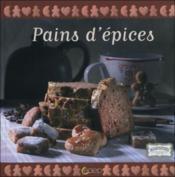 Pains d'épices - Couverture - Format classique