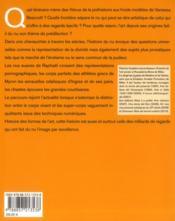L'histoire du nu - 4ème de couverture - Format classique