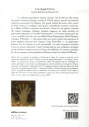 Les Gravettiens - 4ème de couverture - Format classique