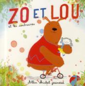 Zo et Lou et les contraires - Couverture - Format classique