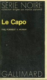 Collection : Serie Noire N° 1540 Le Capo - Couverture - Format classique