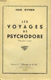 Les Voyages De Psychodore - Couverture - Format classique