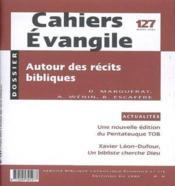 Autour Des Recits Bibliques Ce127 - Couverture - Format classique