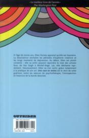 Une case en moins ; la dépression, Michel-Ange et moi - 4ème de couverture - Format classique