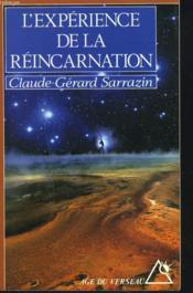 Experience De La Reincarnation - Couverture - Format classique