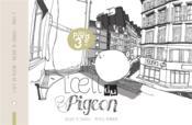 L'oeil du pigeon ; Paris 3e arr. - Couverture - Format classique