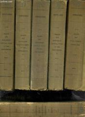 Traite Des Donations Entre Vifs Et Des Testaments - En 6 Tomes - Tomes 1 + 2 + 3 + 4 + 5 + 6 / 4e Edition. - Couverture - Format classique