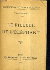 Le Filleur De L'Elephant. - Couverture - Format classique