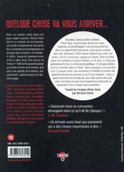 Aveugle - 4ème de couverture - Format classique