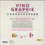 Vinographie - 4ème de couverture - Format classique