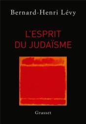 telecharger L'esprit du judaisme livre PDF en ligne gratuit