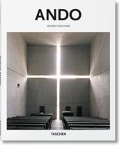 Ando - Couverture - Format classique