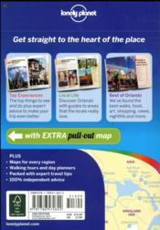 Orlando & Walt Disney world resort (2e édition) - 4ème de couverture - Format classique