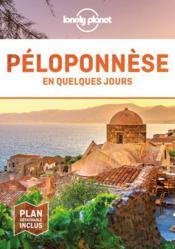 Péloponnèse (édition 2020) - Couverture - Format classique