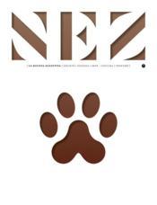 Nez, la revue olfactive ; la rivista olfattiva - Couverture - Format classique