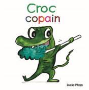 Croc copain - Couverture - Format classique