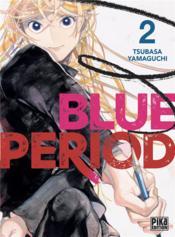 Blue period T.2 - Couverture - Format classique