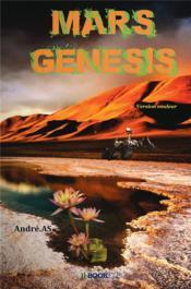 Mars génesis - Couverture - Format classique