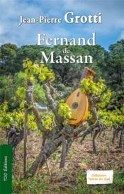 Fernand de Massan - Couverture - Format classique