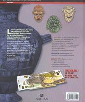 Grece ancienne - 4ème de couverture - Format classique