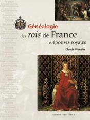 Genealogie rois de france - Couverture - Format classique