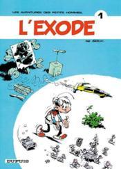 L'Exode - Couverture - Format classique