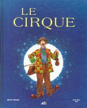 Le cirque - Intérieur - Format classique