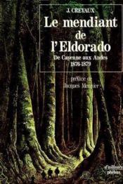 Le mendiant de l eldorado - Couverture - Format classique