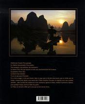 Chine ; émotions vagabondes - 4ème de couverture - Format classique