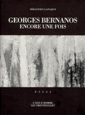 Georges Bernanos, encore une fois - Couverture - Format classique