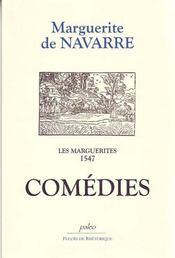 Les marguerites 1547 ; comédies - Intérieur - Format classique