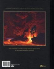 Artbook - 4ème de couverture - Format classique