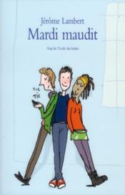 Mardi maudit - Couverture - Format classique