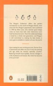 The Picture of Dorian Gray (Orange Export Edition) - 4ème de couverture - Format classique