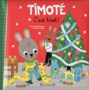 Timoté ; c'est Noël ! - Couverture - Format classique