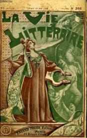 Le Portefeuille. La Vie Litteraire. - Couverture - Format classique